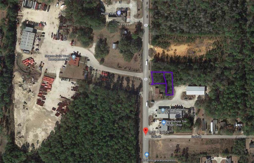 0 Vacant Lots 9-12 Abita Springs Annex Highway - Photo 1