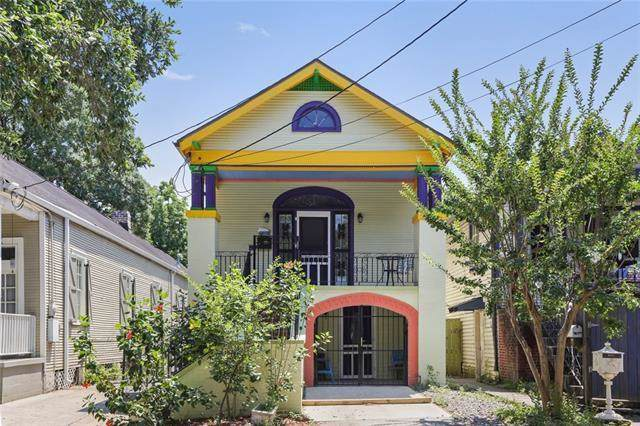 3918 Banks Street, New Orleans, LA 70119 (MLS #2238593) :: Inhab Real Estate