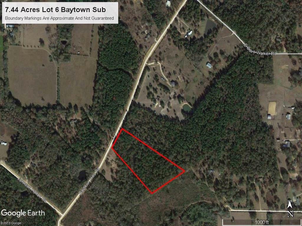 Lot 6 Baytown Hills Road - Photo 1