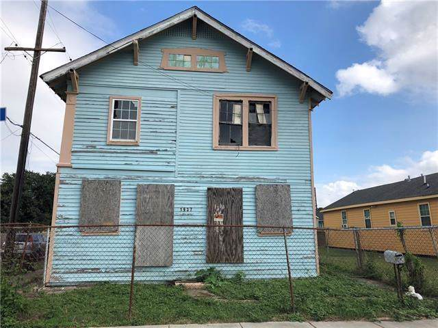 1937 Desire Street, New Orleans, LA 70117 (MLS #2239356) :: Top Agent Realty