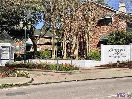 9855 Jefferson Highway W-28, Baton Rouge, LA 70809 (MLS #2239738) :: Robin Realty