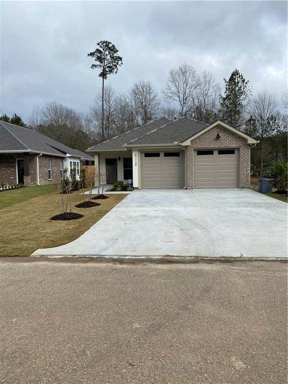 47138 Ruby Oak Court, Hammond, LA 70401 (MLS #2241732) :: Turner Real Estate Group