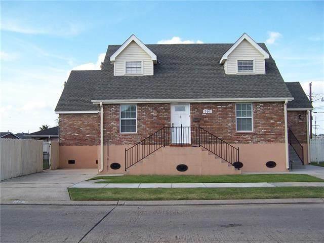 701 W Genie Street, Chalmette, LA 70043 (MLS #2242714) :: Robin Realty