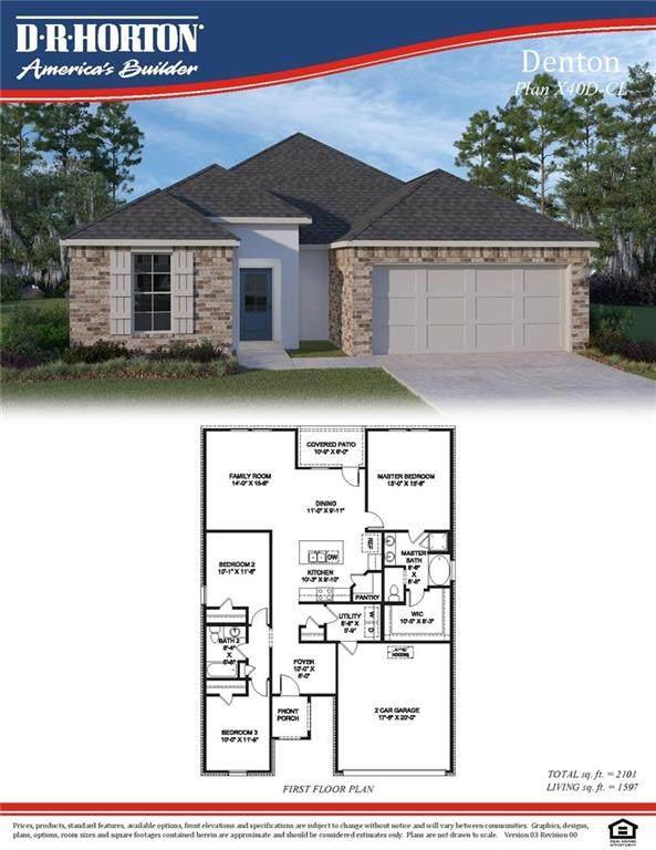 40216 Cypress Reserve Boulevard, Ponchatoula, LA 70454 (MLS #2242965) :: Turner Real Estate Group
