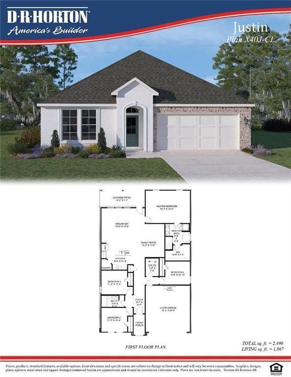 40222 Cypress Reserve Boulevard, Ponchatoula, LA 70454 (MLS #2242985) :: Turner Real Estate Group