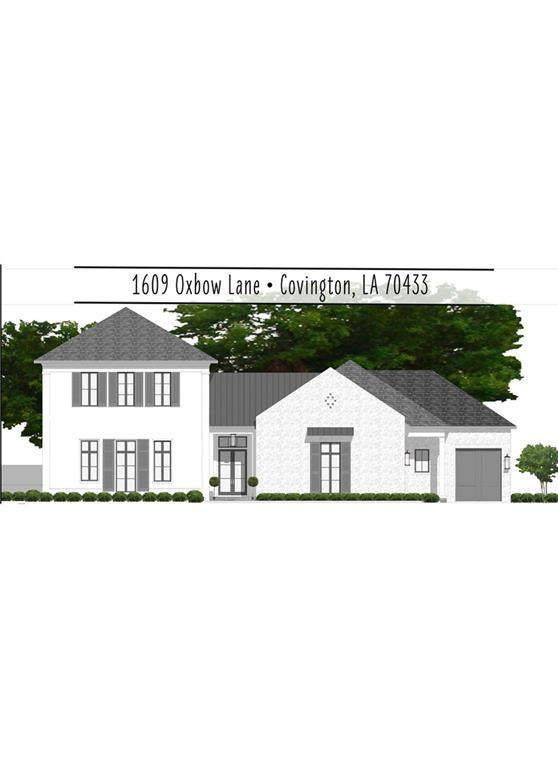 1609 Ox Bow Lane, Covington, LA 70433 (MLS #2243229) :: Amanda Miller Realty
