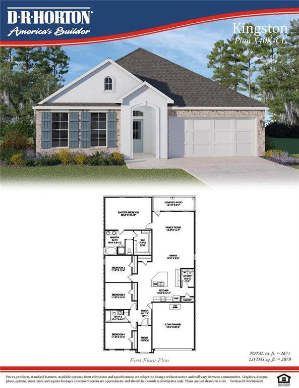 40146 Cypress Reserve Boulevard, Ponchatoula, LA 70454 (MLS #2244432) :: Turner Real Estate Group