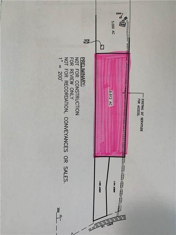 10408 Hwy 16 Highway, Amite, LA 70422 (MLS #2244491) :: Turner Real Estate Group