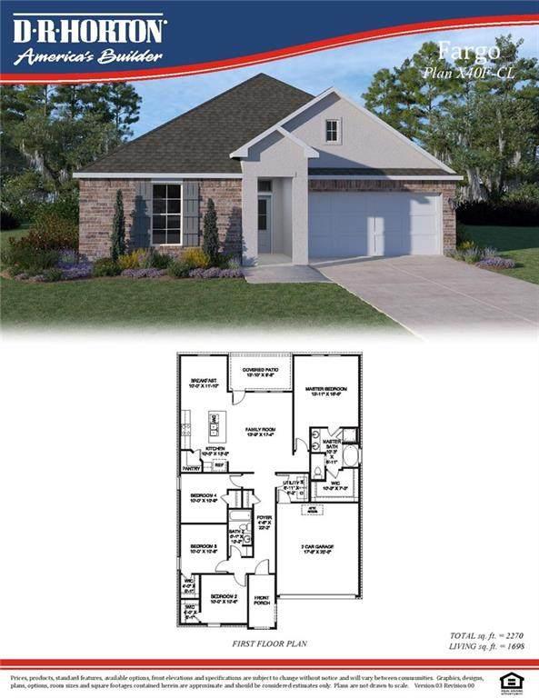 40208 Cypress Reserve Boulevard, Ponchatoula, LA 70454 (MLS #2244499) :: Turner Real Estate Group