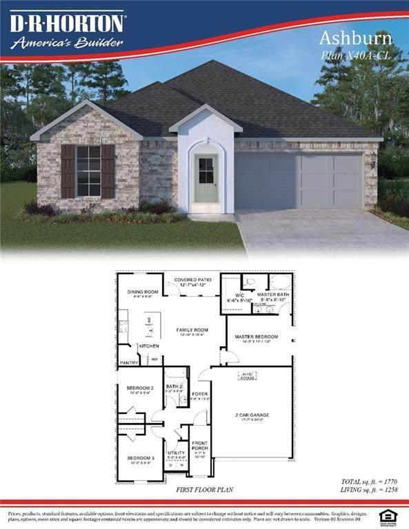 40344 Sedgwick Lane, Ponchatoula, LA 70454 (MLS #2244510) :: Turner Real Estate Group