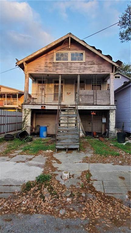 1039 Poland Avenue, New Orleans, LA 70117 (MLS #2246475) :: Crescent City Living LLC