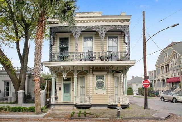 1703 Coliseum Street #3, New Orleans, LA 70130 (MLS #2246800) :: Inhab Real Estate