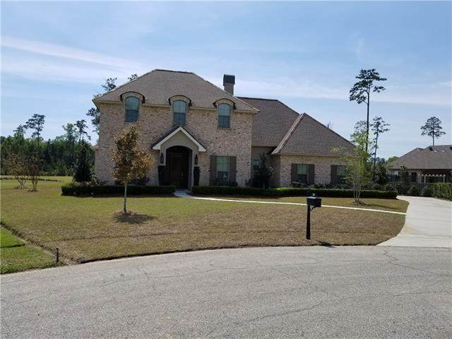 208 Merion Circle, Madisonville, LA 70447 (MLS #2247025) :: Turner Real Estate Group