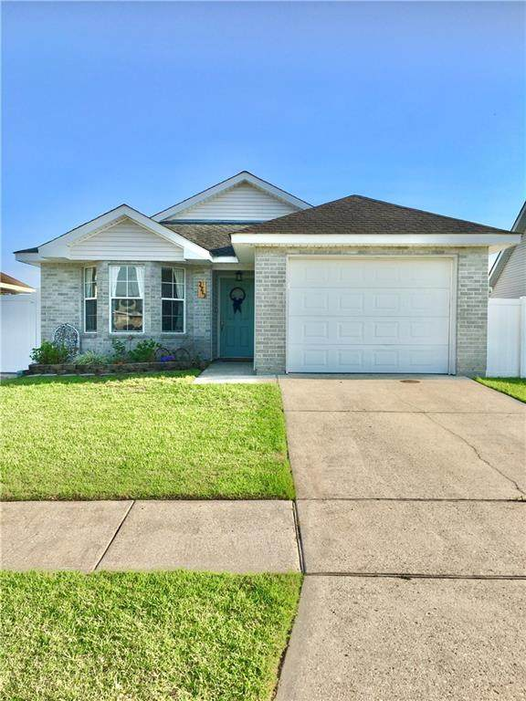 2713 Bayou Vista Drive, Marrero, LA 70072 (MLS #2247057) :: Turner Real Estate Group