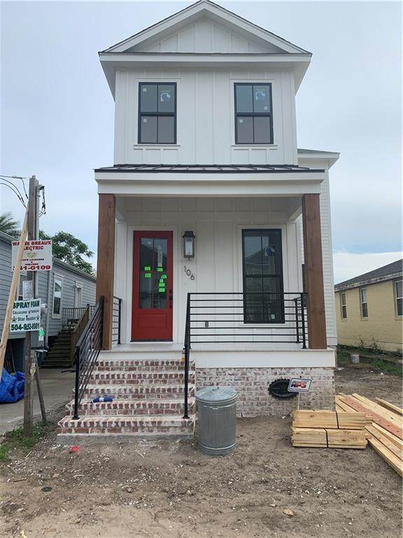 106 26TH Street, New Orleans, LA 70124 (MLS #2247179) :: Top Agent Realty