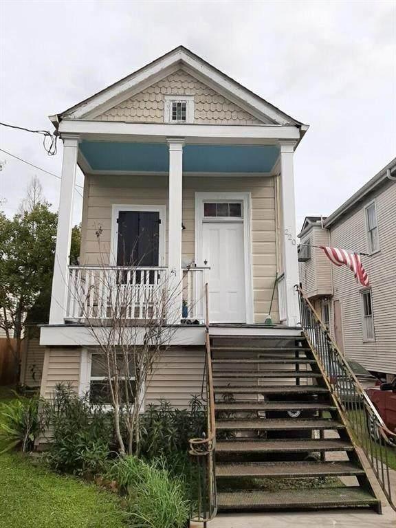 220 S Cortez Street, New Orleans, LA 70119 (MLS #2247642) :: Inhab Real Estate