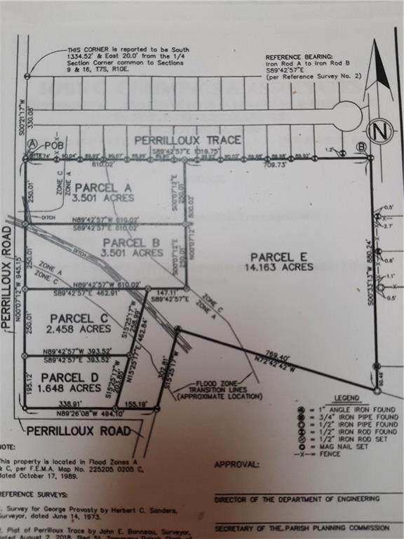 0 Perrilloux Road, Madisonville, LA 70447 (MLS #2249790) :: Watermark Realty LLC