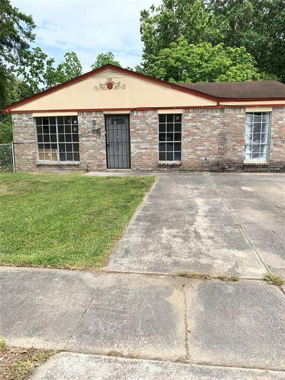 2341 Caddy Drive, Marrero, LA 70072 (MLS #2249913) :: Watermark Realty LLC