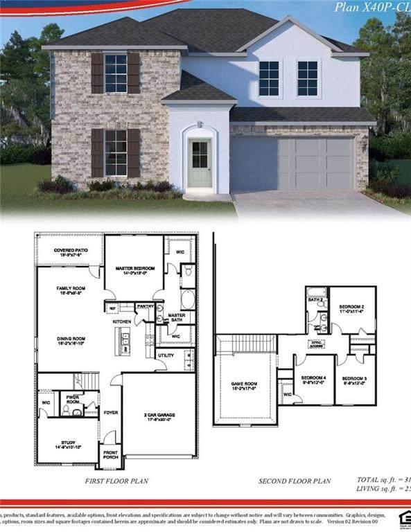 40328 Sedgwick Lane, Ponchatoula, LA 70454 (MLS #2250528) :: Watermark Realty LLC