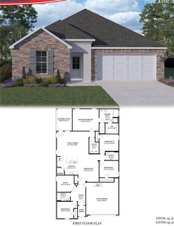40189 Cypress Reserve Boulevard, Ponchatoula, LA 70454 (MLS #2253089) :: Watermark Realty LLC