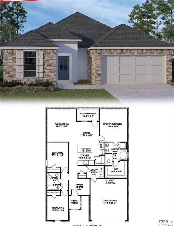 40195 Cypress Reserve Boulevard, Ponchatoula, LA 70454 (MLS #2253138) :: Watermark Realty LLC