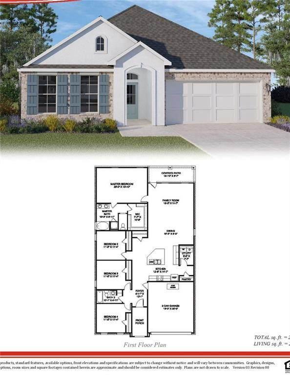 40209 Cypress Reserve Boulevard, Ponchatoula, LA 70454 (MLS #2253142) :: Watermark Realty LLC