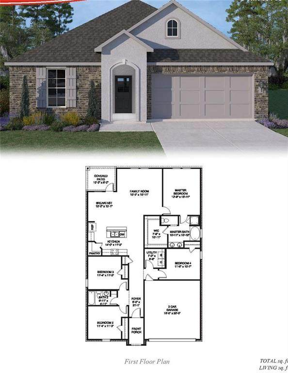 40217 Cypress Reserve Boulevard, Ponchatoula, LA 70454 (MLS #2253247) :: Robin Realty