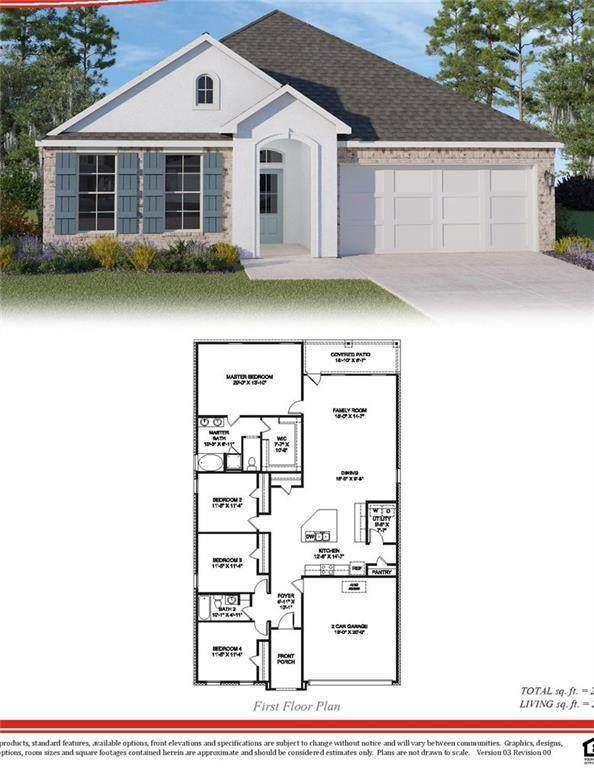 40192 Cypress Reserve Boulevard, Ponchatoula, LA 70454 (MLS #2253257) :: Robin Realty