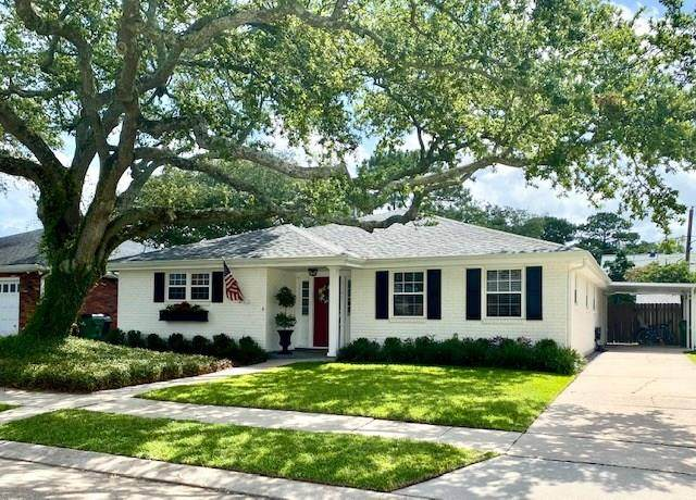 1141 Beverly Garden Drive, Metairie, LA 70002 (MLS #2254166) :: Top Agent Realty