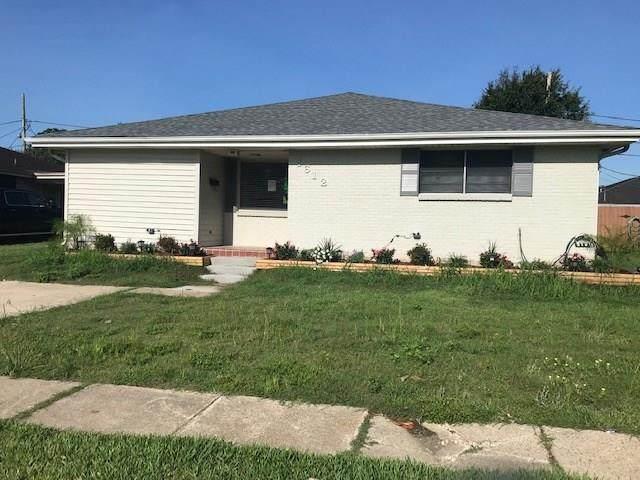 1612 Eisenhower Avenue, Metairie, LA 70003 (MLS #2254299) :: The Sibley Group