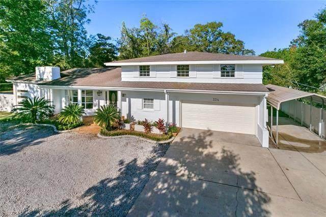 334 Citrus Road, River Ridge, LA 70123 (MLS #2254644) :: Parkway Realty