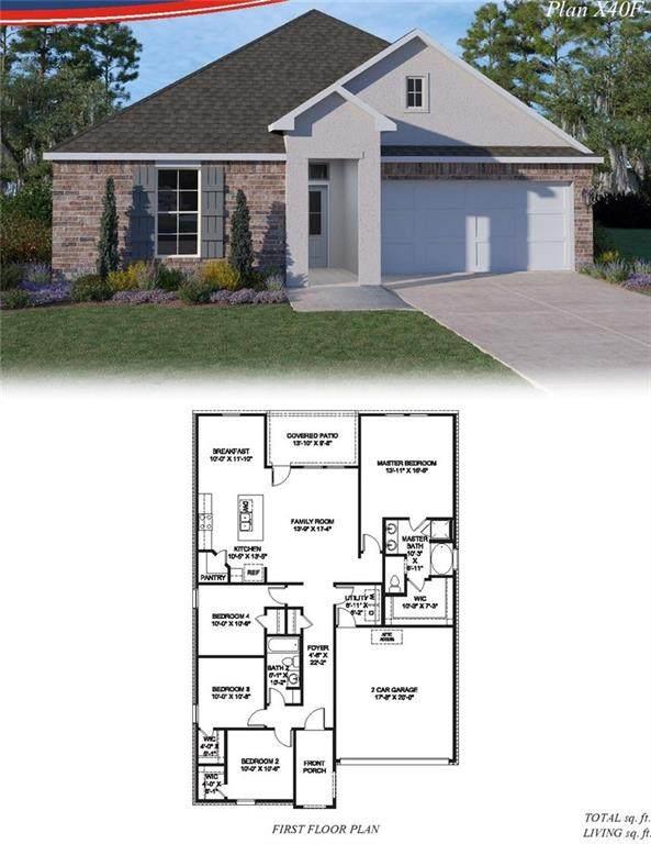 40300 Cypress Reserve Boulevard, Ponchatoula, LA 70454 (MLS #2255429) :: Amanda Miller Realty