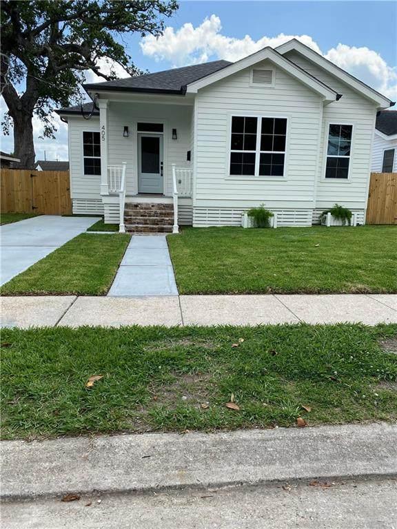 405 Zinnia Drive, Metairie, LA 70001 (MLS #2255557) :: Top Agent Realty