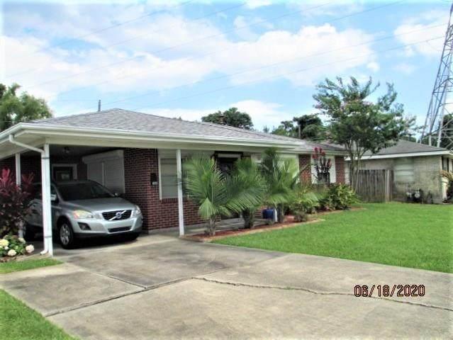 1445 Redwood Drive, Harvey, LA 70058 (MLS #2257530) :: Amanda Miller Realty