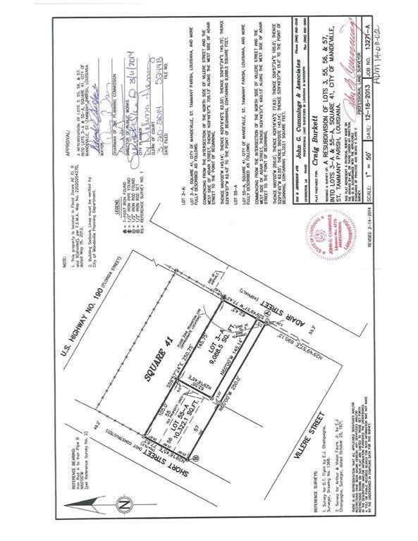 818 Adair Street, Mandeville, LA 70448 (MLS #2257865) :: Nola Northshore Real Estate