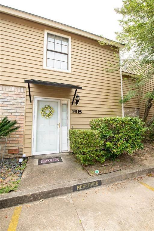1500 W Esplanade Avenue 36B, Kenner, LA 70065 (MLS #2258213) :: Reese & Co. Real Estate