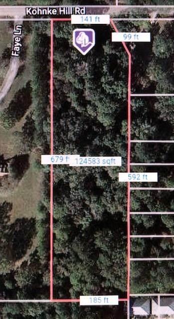 Kohnke Hill 2.58 Acres+/- Road, Hammond, LA 70401 (MLS #2259154) :: Crescent City Living LLC