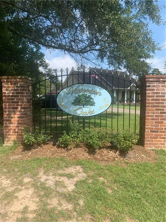 Royal Oaks Drive, Hammond, LA 70403 (MLS #2259943) :: Turner Real Estate Group