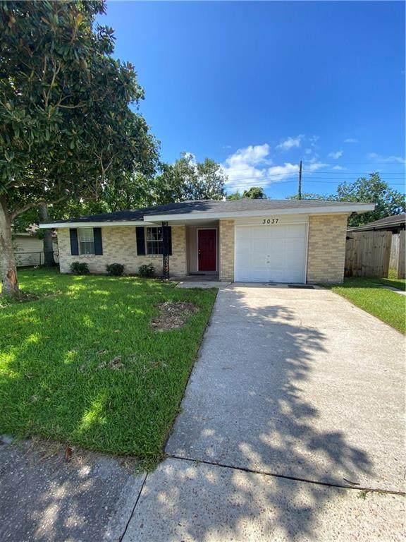 3037 Cornell Drive, Marrero, LA 70072 (MLS #2262089) :: Crescent City Living LLC