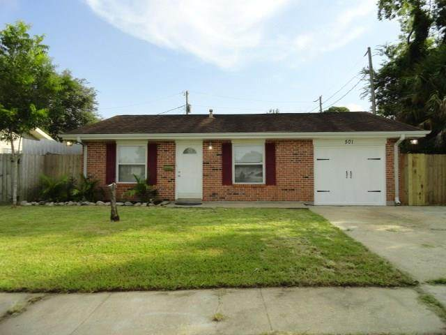 501 Sunset Boulevard, Kenner, LA 70065 (MLS #2263555) :: Turner Real Estate Group