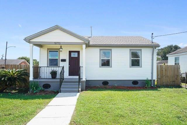 5773 Wilton Drive, New Orleans, LA 70122 (MLS #2264060) :: The Sibley Group