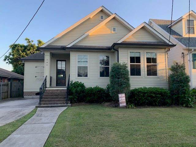 242 20TH Street, New Orleans, LA 70124 (MLS #2264170) :: The Sibley Group