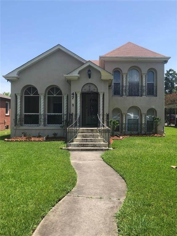 4711 Elysian Fields Avenue, New Orleans, LA 70122 (MLS #2264952) :: Turner Real Estate Group