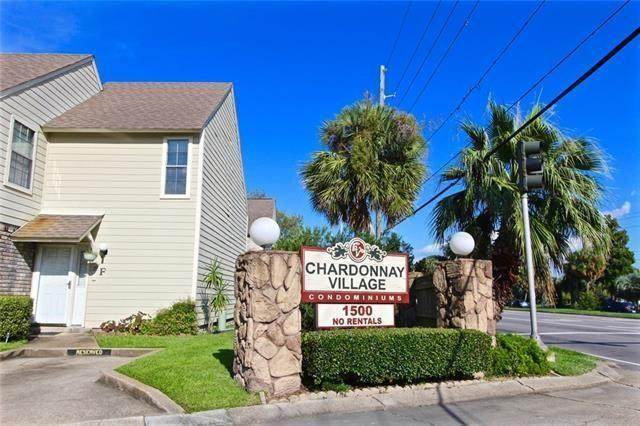 1500 W Esplanade Avenue 39C, Kenner, LA 70065 (MLS #2265020) :: Reese & Co. Real Estate