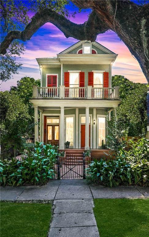 1107 Napoleon Avenue, New Orleans, LA 70115 (MLS #2265504) :: Robin Realty