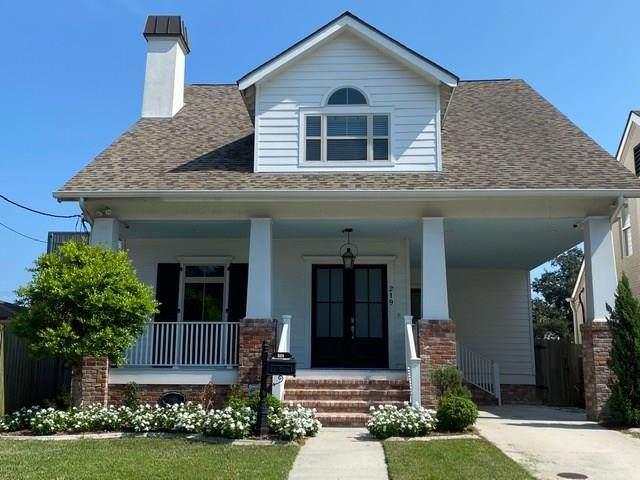 219 W Brooks Street, New Orleans, LA 70124 (MLS #2266050) :: Turner Real Estate Group