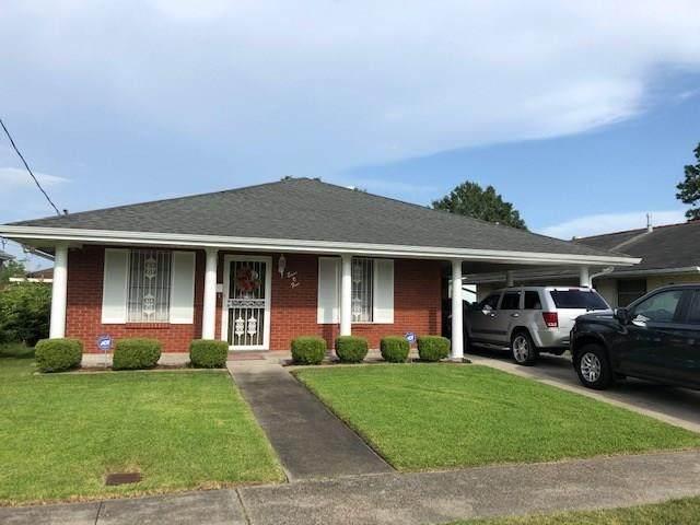 805 Garden Road, Marrero, LA 70072 (MLS #2267248) :: Reese & Co. Real Estate