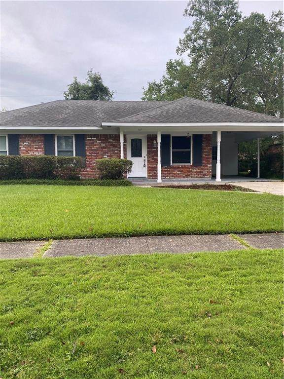 107 Bernay Drive, Slidell, LA 70458 (MLS #2267320) :: Reese & Co. Real Estate