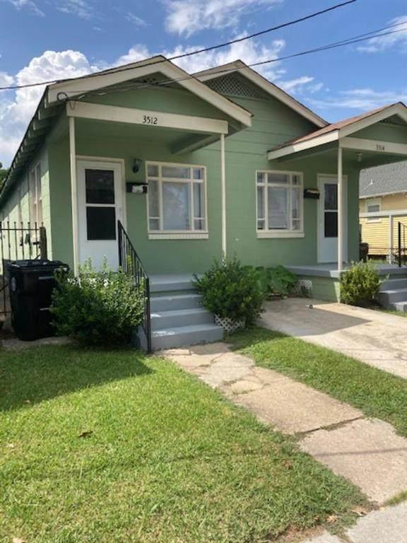 3512 Paris Avenue, New Orleans, LA 70122 (MLS #2269086) :: Amanda Miller Realty