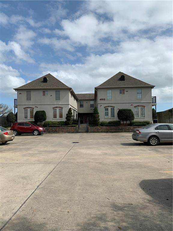 4512 Pontchartrain Drive #1, Slidell, LA 70458 (MLS #2269349) :: Parkway Realty